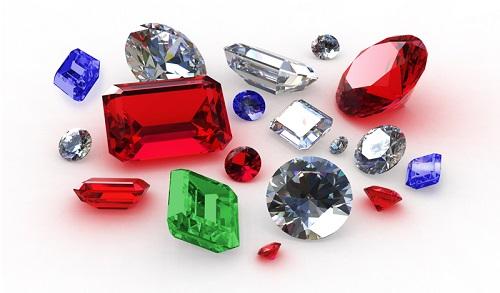 gemstones colored diamonds